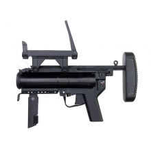 Ares Stand Alone M320 40mm Grenade Launcher (GL-10 - Black)