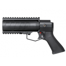 APS Thor Power Up 40mm Grenade Launcher (Handheld - Black - XP06)