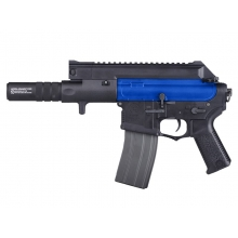 Ares Amoeba Tactical M4 AEG With Silencer (ARES-AM-004 - Blue)