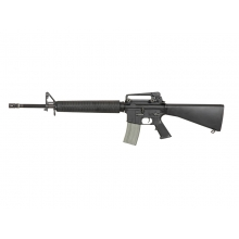 Ares M16A3 AEG with EFCS Electronic System (Black - AR-081E)