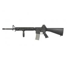Ares M16 RIS AEG with EFCS Electronic System (Black - AR-082E)