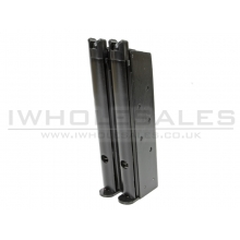 WE 1911 Double Barrel Gas Magazine (2 x 15 Rounds - Full Metal)