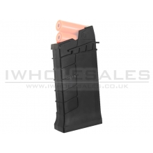 PPS XM26 Stand Alone Gas Shotgun (Magazine - Black - PPS-MAG-008)