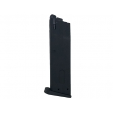 Secutor - Bellum - M9 Custom Pistol - Gas Magazine (Metal - 22 Rounds - Black)