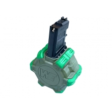 WE Gas Drum Magazine for M4 Series (350 Rounds - OD)