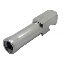 WE 3PX4 outer barrel silver