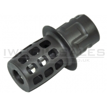 Angry Gun Steel Flash Hider WCRS COMP Model B (CCW)