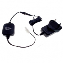 Intelligent 500mA Smart Charger for 4-10 NiMH/Ni-Cd Cells (EU Version)