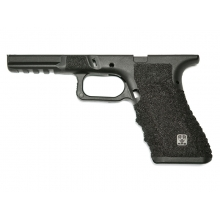 APS ACP Lower Framce with Stippling (Black - AC008s)