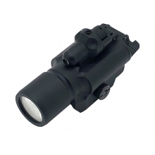 X400 Ultra-High Output LED and Laser Weapon Light (Red)
