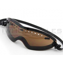 Big Foot Tactical Safety Goggles (Brown)