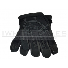 CCCP Techx Full Fingered Gloves V2 (C:L/E:M - Black)