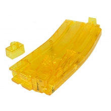 Big Foot Hi-Cap M4 Style Speed Loader (Budget - 470 Rounds - Yellow)
