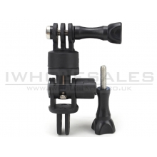 Big Foot Swivel Arm Mount (360 Degree) for GoPro