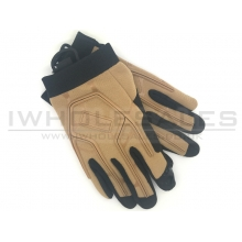 CCCP Techx Full Fingered Gloves V2 (C:L/E:M - Tan)