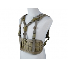 Big Foot Tactical One Point Sling Vest (Tan)