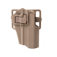 FMA Night Warrior 1911 Hard Holster (Small - Tan - TB-1291-DE)