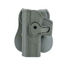 WoSport 17 Series Quick Release Holster (Left - OD)