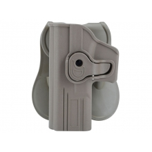 Big Foot 17 Series Quick Release Holster (Left - Tan)