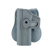 Big Foot 17 Series Quick Release Holster (Left - Urban Grey)