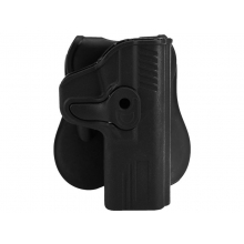 Big Foot Big Bird Quick Release Holster (Black)