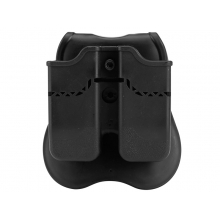 Big Foot F Series Double Magazine Pouch (Black)