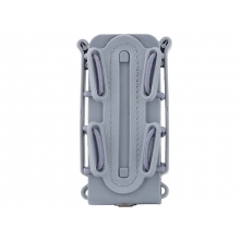 Big Foot Pistol Fast Magazine Pouch (Polymer - Adjustable Elasticated Retention - Urban Grey)