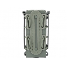 Big Foot Pistol Fast Magazine Pouch (Polymer - Adjustable Elasticated Retention - OD)