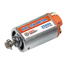 G&G Ifrit 25K Motor - Short Axis (Orange - 25000rpm - G-10-112)