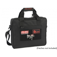 Ares M45X-S Carry Bag (With Magazine Pouchs - Black)