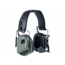 Big Foot Fifth Generation Sound Pickup and Noise Reduction Headset Simulator (Head Wearing - OD)