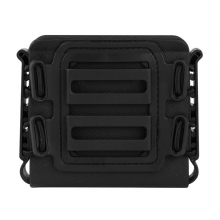 Big Foot Sniper Fast Magazine Pouch (Polymer - Adjustable Elasticated Retention - Black)