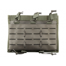 Big Foot 5.56 Laser Cut Magazine Triple-Pouch (OD)