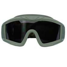 Big Foot Big Goggles with 3 Different Color Lenses (OD)