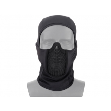 Big Foot Shadow Fighter Mask (Black)