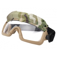 Big Foot tactical multidimensional split goggle (CP)
