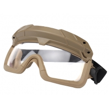 Big Foot tactical multidimensional split goggle (Tan)