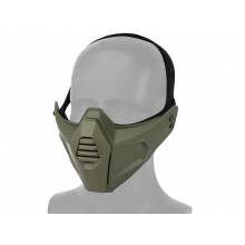 Big Foot tactical multidimensional split mask (OD)