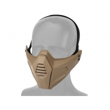 Big Foot tactical multidimensional split mask (Tan)