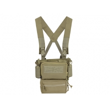 Big Foot Tactical Multifunctional Vest Set (Tan)