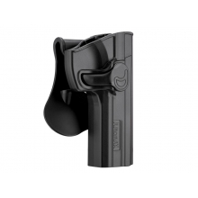 Amomax SP-01 Series Holster (Polymer - Series SP-01 - Tan/FDE)