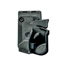 CTM Holster for Action Army AAP01 Pistol (Lightweight Nylon - Black - CTM-APH-BK)