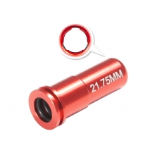 """""""Maxx Model CNC Aluminum Double O-Ring Air Seal  Nozzle (21.75mm) for Airsoft AEG Serie"""""""