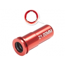 Maxx Model CNC Aluminum Double O-Ring Air Seal Nozzle (21.00mm) for Airsoft AEG Serie