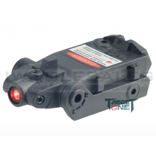 FMA 17 Series Rear Sight (Replacement) Laser Mount