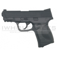 Huntex Small M&P Co2 Pistol (4.5mm-BK)