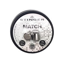 Stinger Match BB 5.5 (5.5mm - .22 - 250 Rounds)