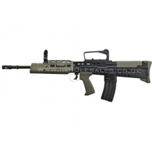 WE R012 L85 Airsoft  (O/Bolt Gas Blow Back)